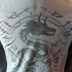 Helix Boys Size XL Long Sleeve Shirt